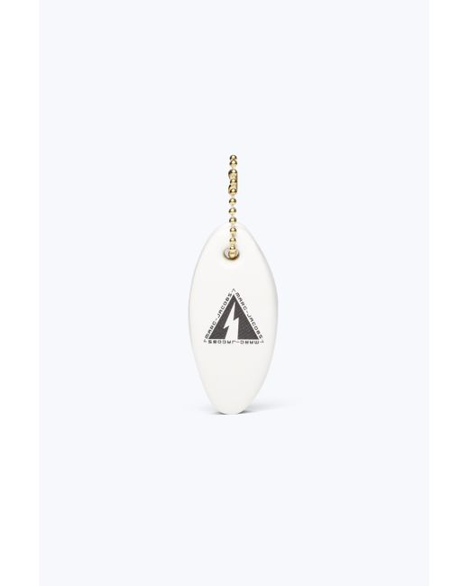 Marc Jacobs - White Floatable Keychain - Lyst