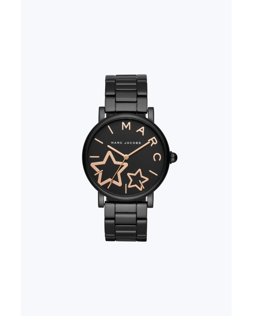 Marc Jacobs - Black The Classic Watch 36mm - Lyst