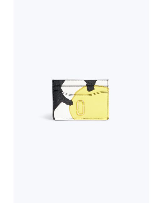 Marc Jacobs - Yellow Daisy Snapshot Card Case - Lyst