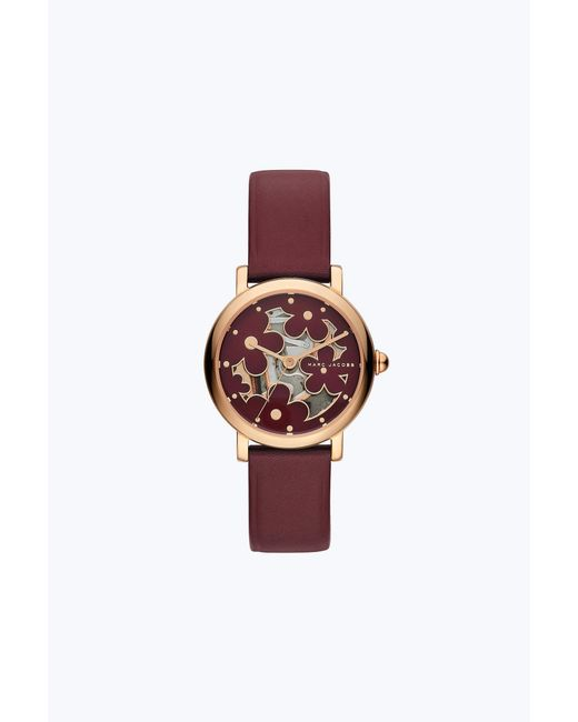 Marc Jacobs - Multicolor Cutout Daisy Classic Watch 28mm - Lyst