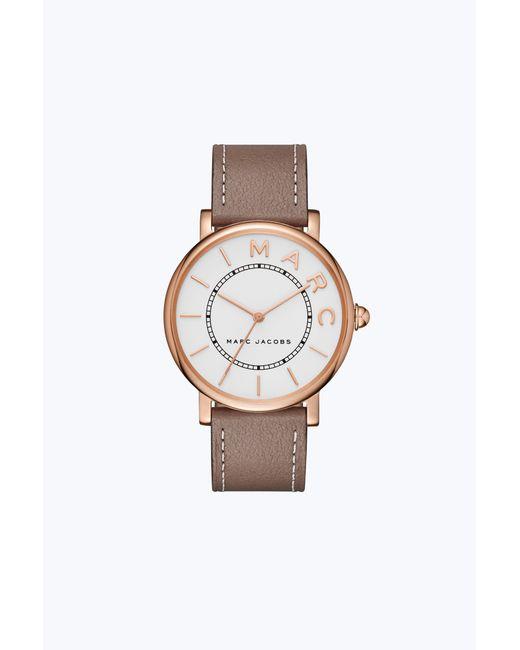 Marc Jacobs - Metallic The Roxy Watch 36mm - Lyst