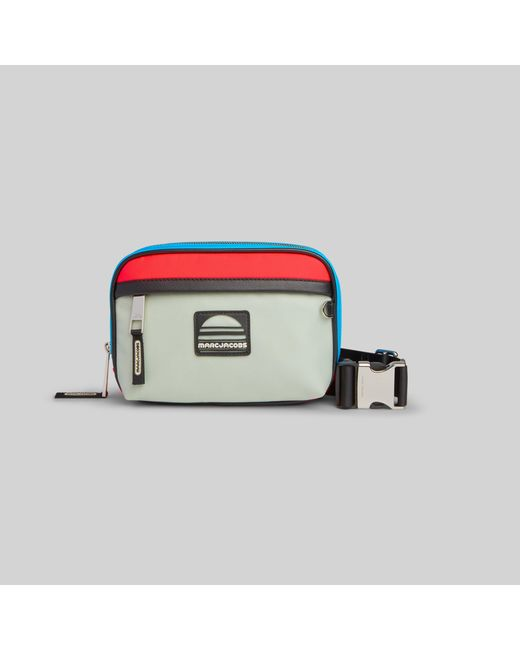 Marc Jacobs Multicolor Colorblock Sport Belt Bag