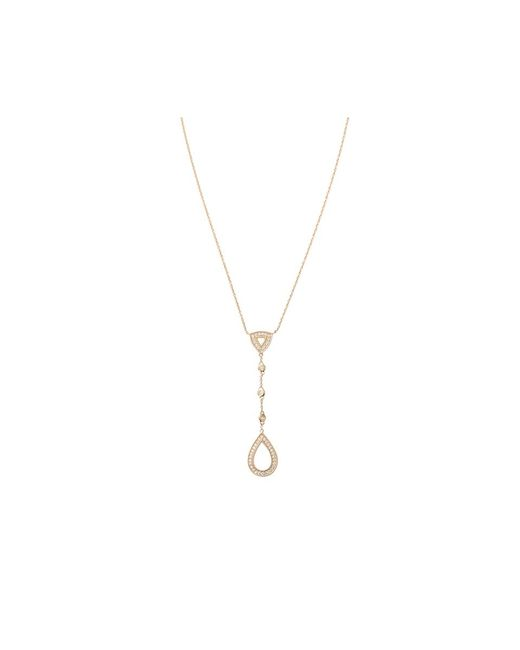 Dana Rebecca - Metallic Lori Page Lariat Necklace - Lyst