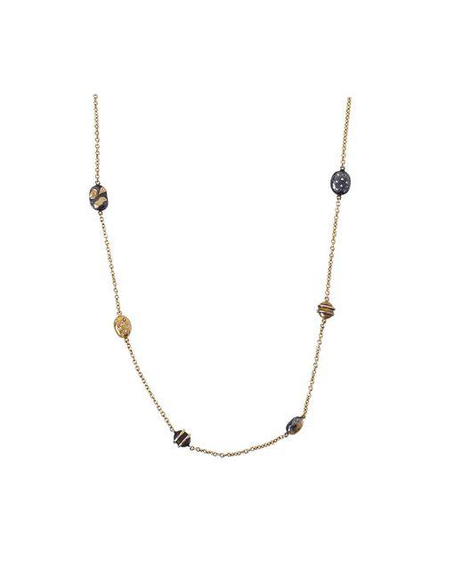 Yossi Harari | Metallic Helen Mini Wrap Necklace | Lyst