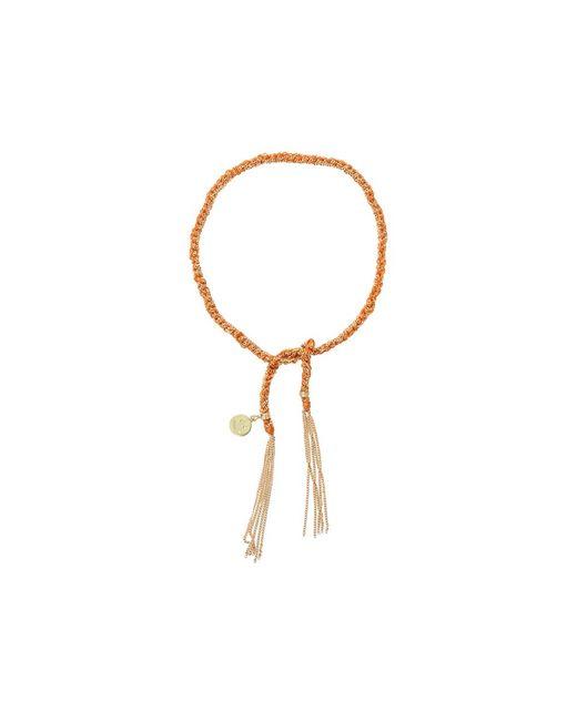 Carolina Bucci - Orange Happiness Lucky Bracelet - Lyst