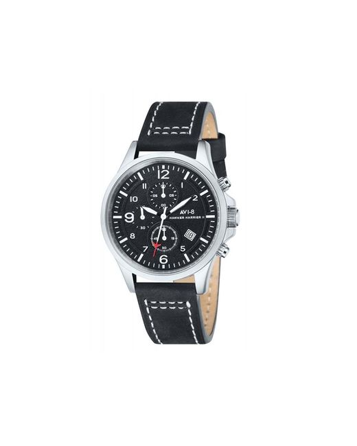 AVI-8 | Black Hawker Harrier Ii Watch for Men | Lyst
