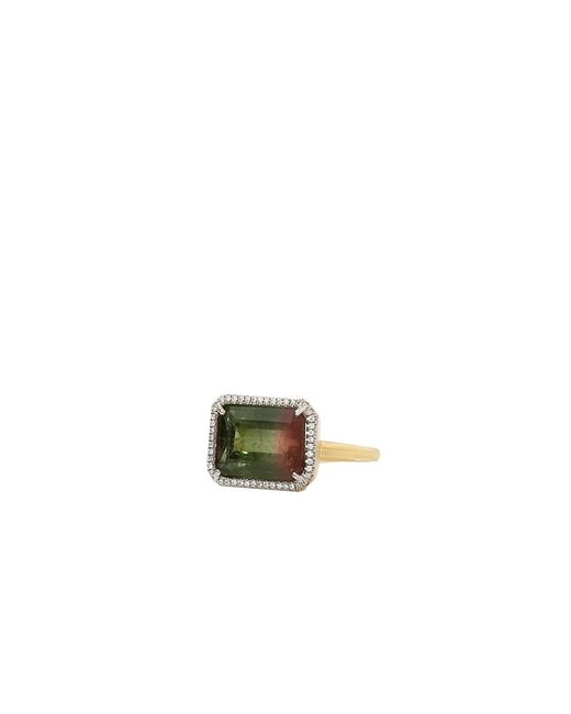 Irene Neuwirth | Metallic Watermelon Tourmaline Ring | Lyst