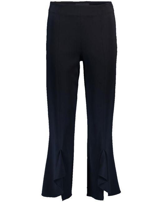 Cushnie et Ochs | Blue Julianne Cropped Pant | Lyst