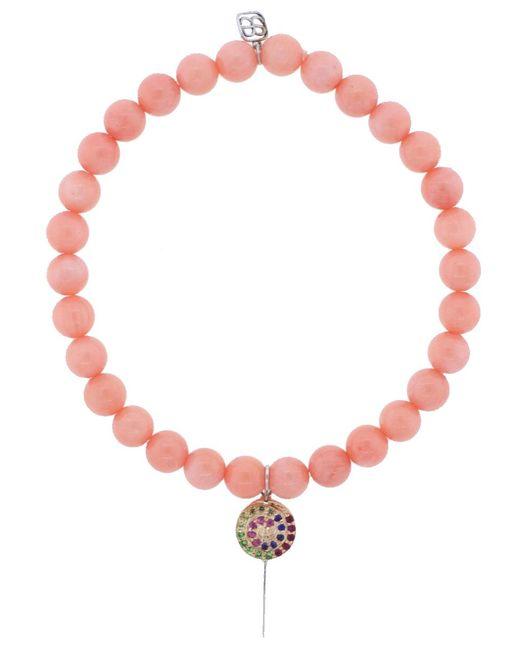 Sydney Evan | Multicolor Lolipop Charm Bracelet | Lyst