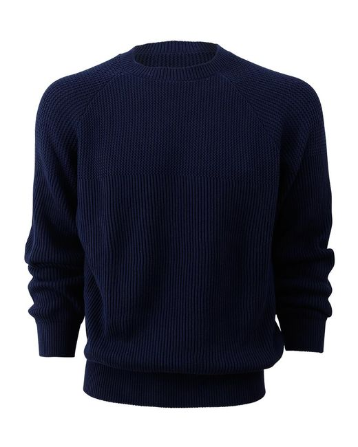 Brunello Cucinelli | Blue Fishermans Sweater for Men | Lyst