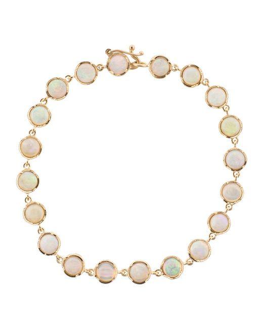 Irene Neuwirth - Metallic Crystal Opal Bracelet - Lyst