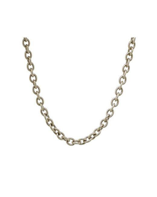 Sylva & Cie - Metallic Luca Chain Necklace - Lyst