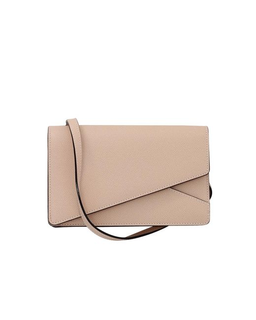 Valextra | Natural Small Twist Bag | Lyst