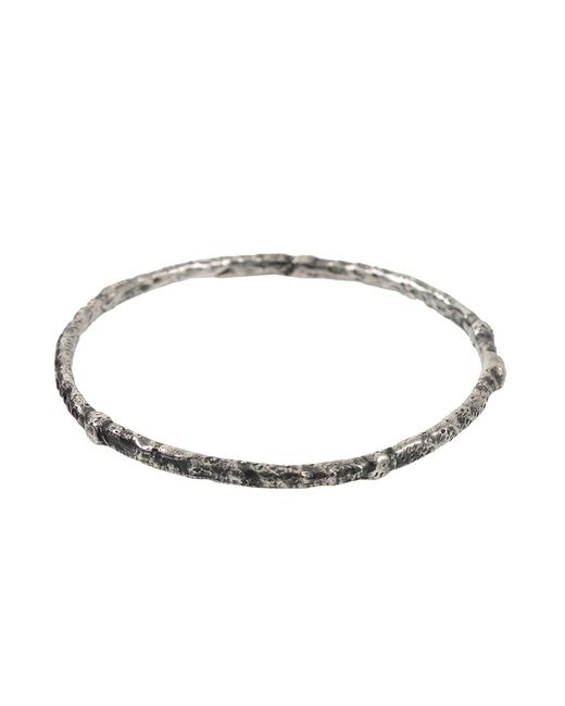 Boaz Kashi - Metallic Bereshit Bangle With Eight Stones - Lyst