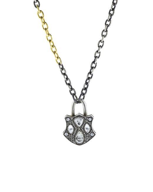 Sevan Biçakci - Multicolor Diamond Padlock - Lyst