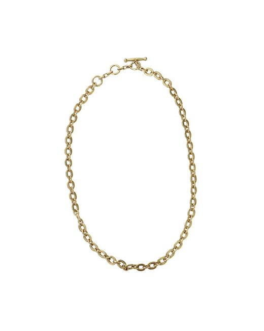 Vaubel | Metallic Tiny Circle Chain Necklace | Lyst