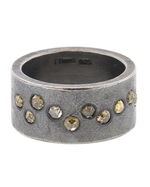 Todd Reed - Metallic Brown Rosecut Diamond Ring - Lyst