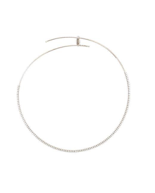 Mattia Cielo   Metallic Rugiada Tennis Diamond Necklace   Lyst