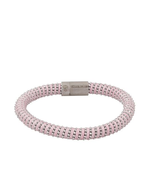 Carolina Bucci | Pink Twister Band Bracelet | Lyst