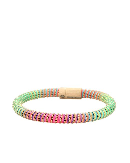 Carolina Bucci | Multicolor Neon Twister Band Bracelet | Lyst