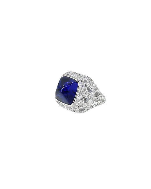 Inbar | Blue Sugarloaf Sapphire Ring | Lyst