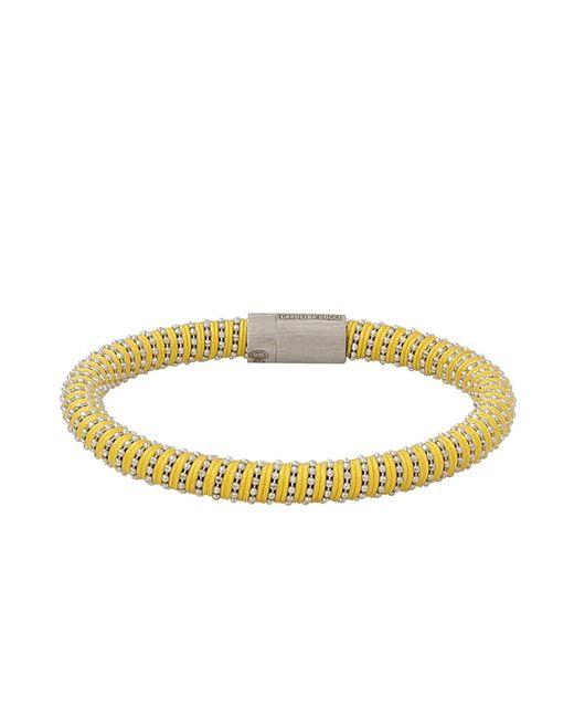 Carolina Bucci | Yellow Twister Band Bracelet | Lyst