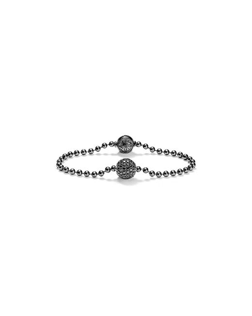 Shamballa Jewels | Black Bracelet | Lyst