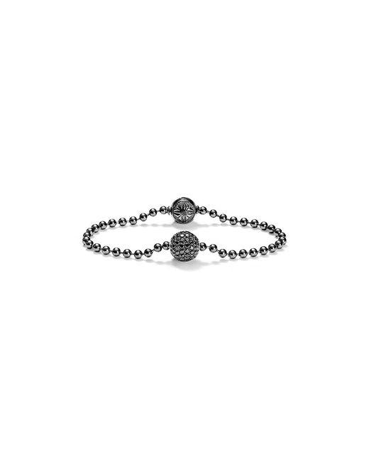 Shamballa Jewels | Black Diamond Royal Bracelet | Lyst