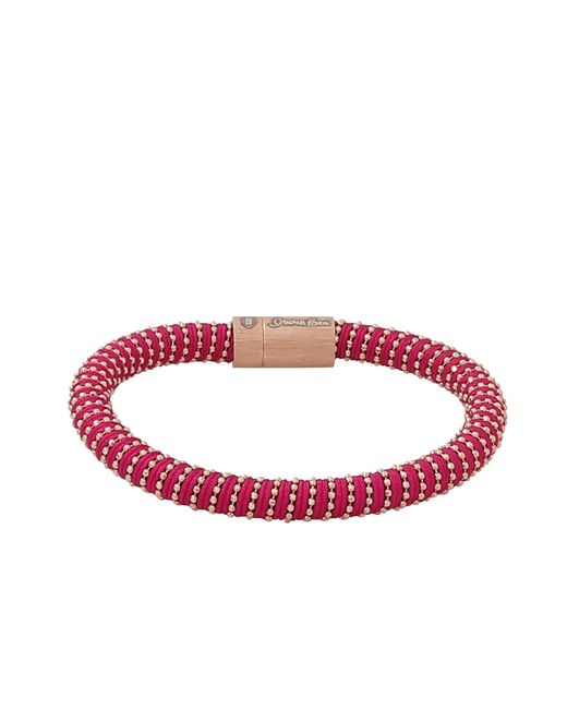Carolina Bucci | Purple Magenta Twister Band Bracelet | Lyst