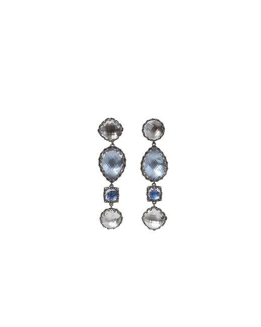 Larkspur & Hawk   Metallic Sadie 4 Drop Earrings   Lyst