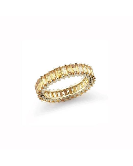 Dana Rebecca - Metallic Kristyn Kylie Eternity Band - Lyst