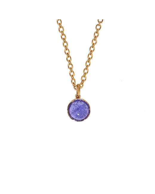 Irene Neuwirth - Multicolor Tanzanite Pendant - Lyst