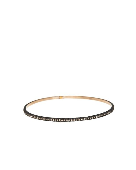 Yossi Harari | Brown Lilah Cognac Diamond Bangle | Lyst