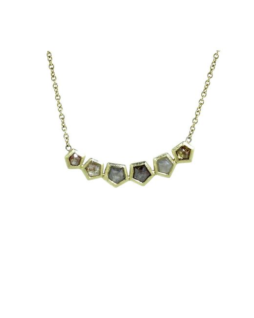Todd Reed | Metallic Fancy Diamond Necklace | Lyst