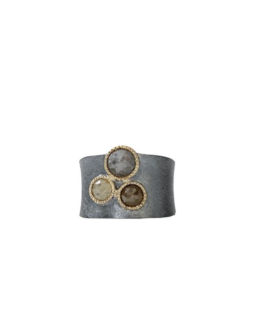 Todd Reed | Metallic Natural Color Rose Cut Diamond Ring | Lyst