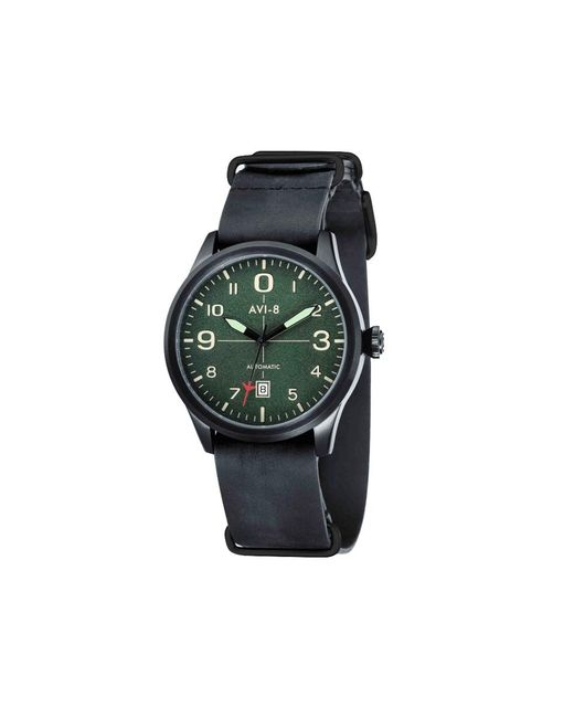 AVI-8 - Green Flyboy Watch - Lyst