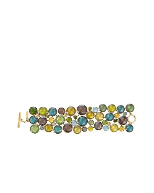 Vaubel - Multicolor Multi-stone Circle Bracelet - Lyst