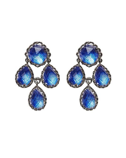 Larkspur & Hawk - Metallic Antoinette Girandole Earrings - Lyst