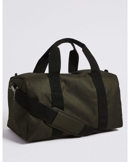 e8e6a362f9 Marks & Spencer - Black Scuff Resistant Cordura® Holdall for Men - Lyst ...