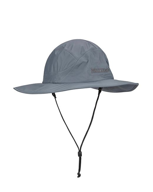 f32fbfe2c7ccd ... Marmot - Gray Precip Safari Hat for Men - Lyst ...