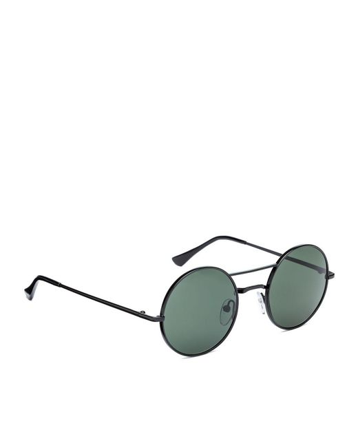 b818badbcba ... Marni - Metallic Dot Glasses In Metal - Lyst