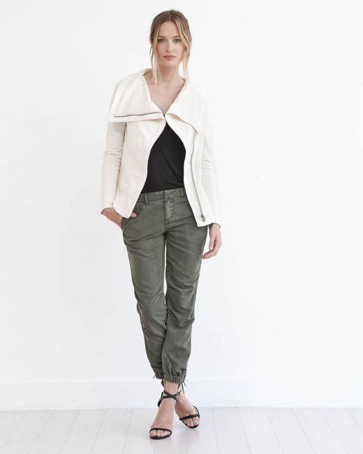 Marrakech | Natural Kacey Slim Jacket | Lyst