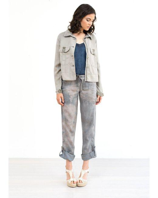 Marrakech - Gray Sloane Swing Jacket - Lyst