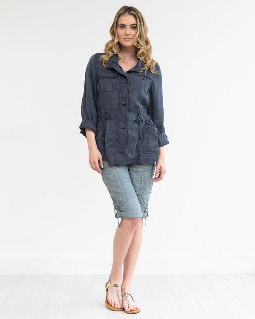 Marrakech | Blue Penny Utility Anorak Jacket | Lyst
