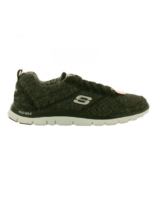 dda2a4d7261 ... Skechers - Multicolor Flex Appeal Running Walking Trainers - Lyst ...