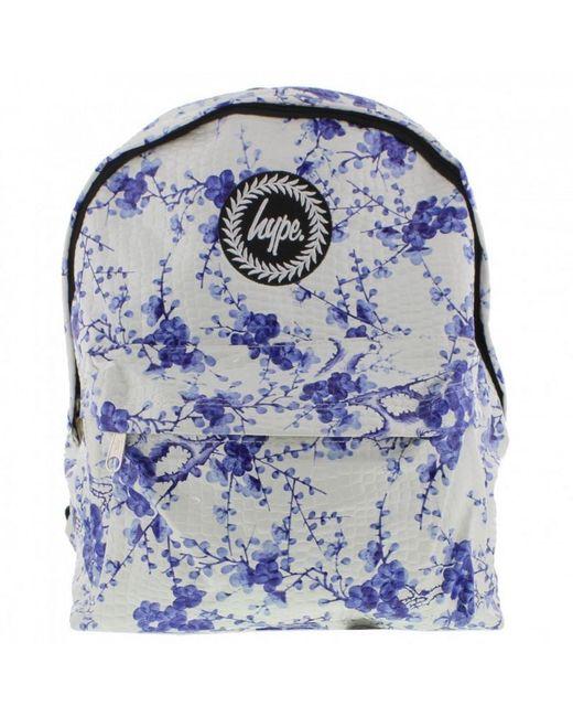 3000071d0751 ... Hype - Blue Backpack Rucksack School Bag for Men - Lyst ...