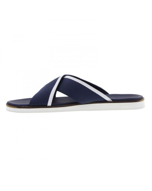 4909922cf58 ... Lacoste - Blue Coupri Sandal 117 1 Cam Slide Sandals for Men - Lyst ...