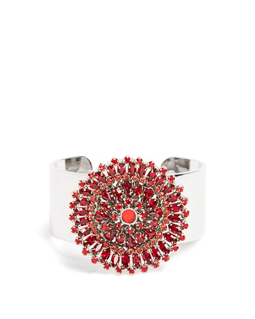 Givenchy | Multicolor Crystal-embellished Cuff | Lyst