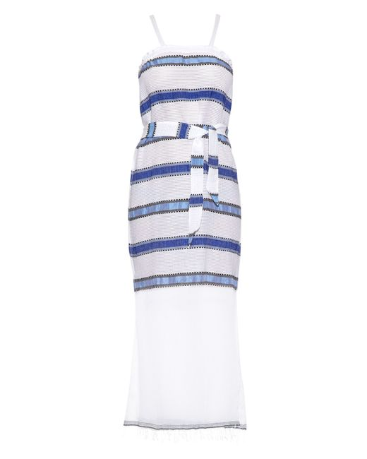Lemlem | Multicolor Addis Multi-stripe Cover-up | Lyst