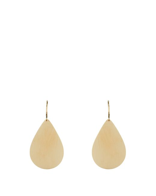 Irene Neuwirth | Metallic Yellow-gold Earrings | Lyst